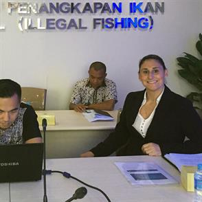 Internship at FIHRRST Indonesia: New England Law Student Tackling Human Trafficking and Illegal Fishing