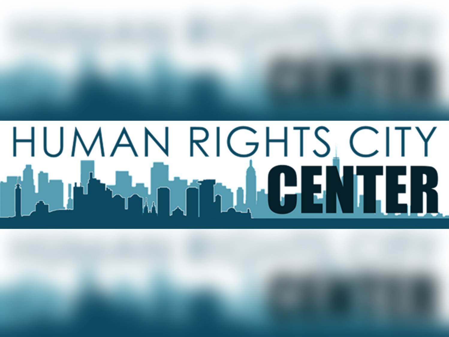 HUMAN RIGHTS CITY CENTER WEBSITE GOES LIVE