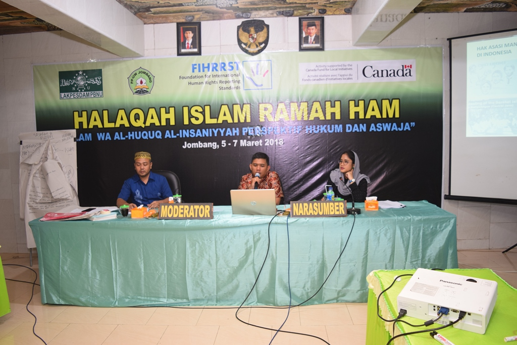 Promoting Human Rights and Pluralism in Pesantren Jombang, East Java