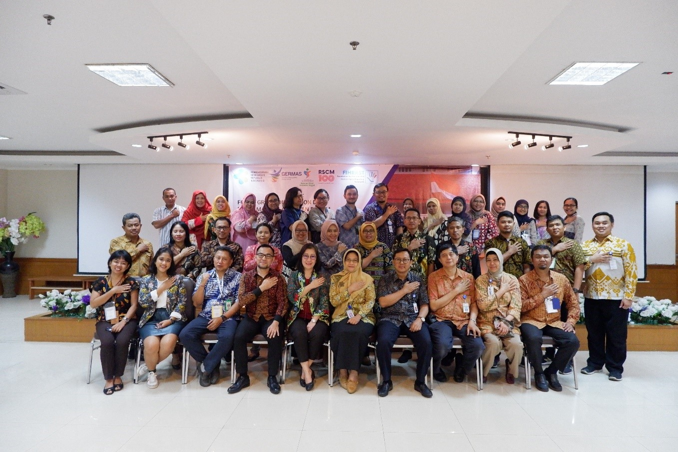 Improving the Health Institution Capacity in Understanding Business and Human Rights Principles and the Respect for Human Rights in the Health Industry of Indonesia